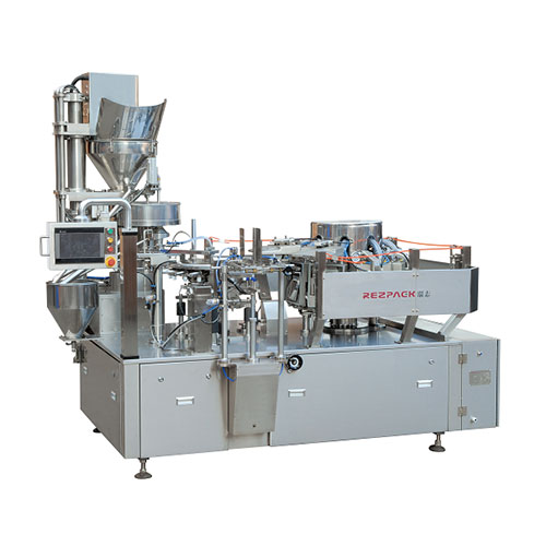 Automatic Pickle Vacuum Packaging Machine