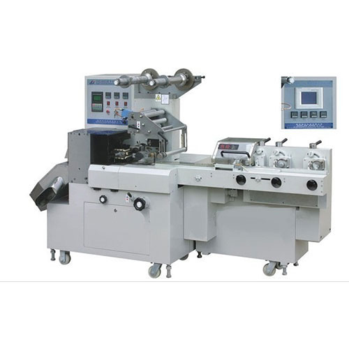 Cutting and Packing Flow Type Packaging Machine (DXD-800Q)