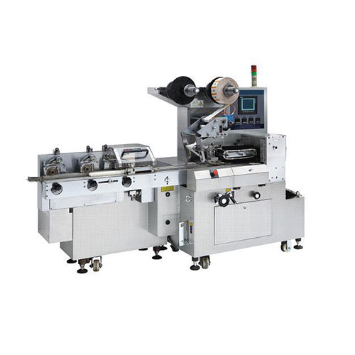 Flow Type Candy Packing Machine (DXD-1200)