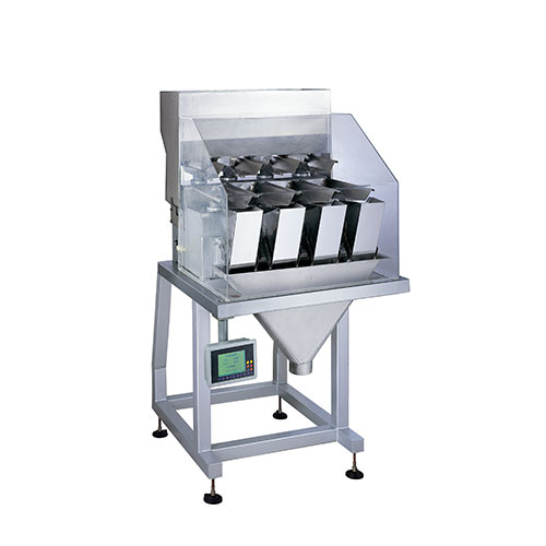 Four-Head Computer Weigher