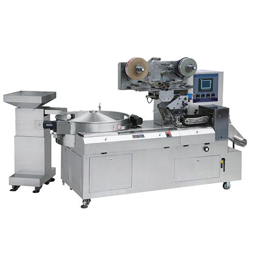 Pillow Type Candy Packing Machine (DXD-800)