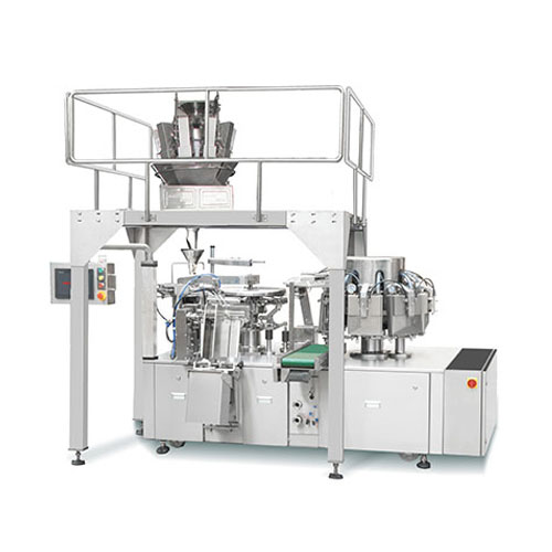 Automatic Nuts Vacuum Packaging Machine