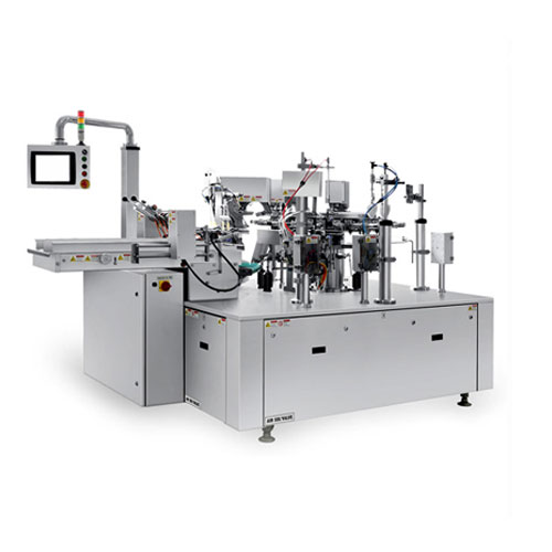 double pouch packaging machine