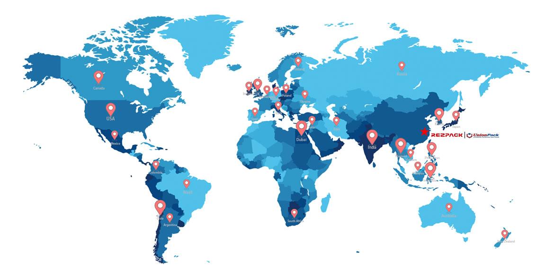 Where find us - China Unionpack International Co , Ltd