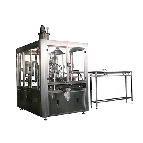 spout pouch packaging machine