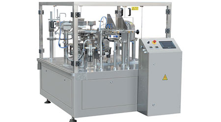 Bag packaging machine performance characteristics